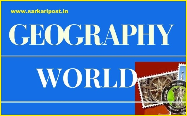Geography-World-Notes